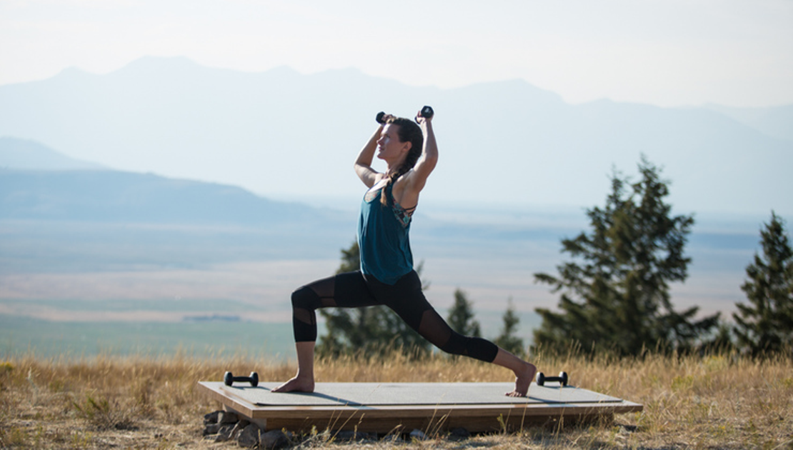 Online Class: Yoga Sculpt With Free Weights - YogaToday ...