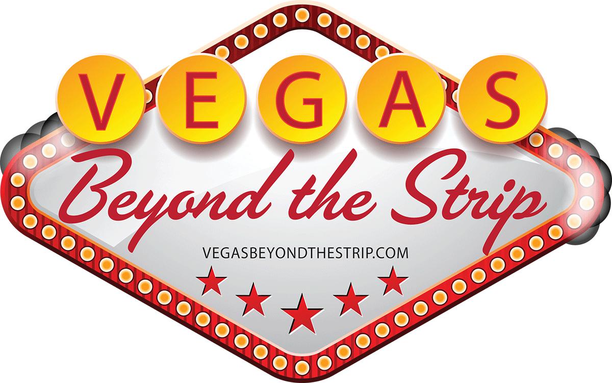 Vegas beyond the strip logo