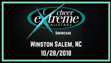 Cheer Extreme Showcase