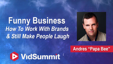 Funny Business: How To Work With Brands and Still Make People Laugh