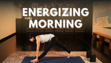 Yoga for an Energizing Morning