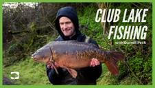 Club Lake Fishing with Darrell peck