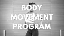 Body Movement Program for salsa bachata street latin dance
