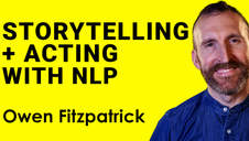 Storytelling + Acting with NLP