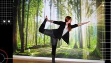 Maryann Côté, instructeur de Yoga-Pilates