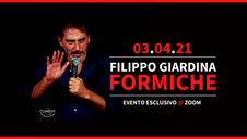 Filippo Giardina FORMICHE Zoom