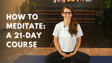 Welcome to How to Meditate for Beginners!