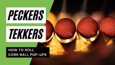 Cork Ball Pop-ups
