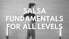 Salsa Fundamentals