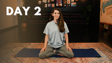 Day 2: Mindfulness Meditation