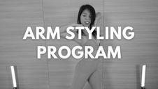 Arm Styling Program for salsa bachata street latin dance
