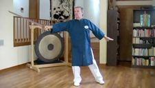 Taichi Sword Video