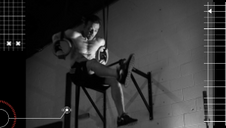 Cody Barker Greene, propriétaire Forge Gym