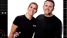 Marc Beauchamp et Cynthia Rose