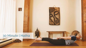 Lower Body Hatha | Advanced
