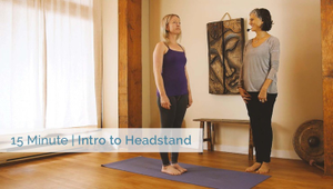 Intro to Headstand | All Levels