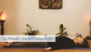 Guided Relaxation | All Levels