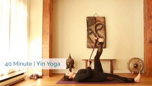 Letting Go Yin Yoga | All Levels