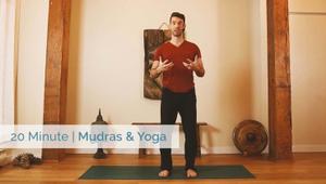 Mudras & Yoga   All Levels