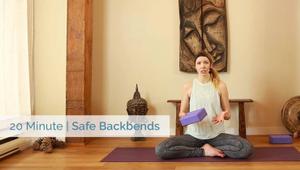 Safe Backbends | All Levels