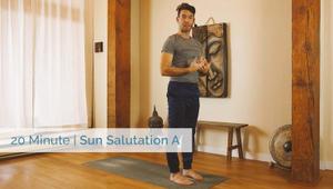 Sun Salutation A | All Levels