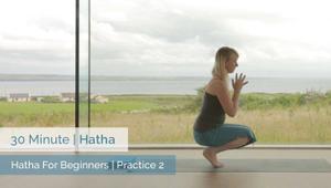 Hatha Foundations 2 | Beginner