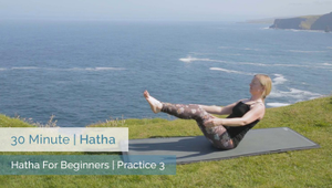 Hatha Foundations 3 | Beginner