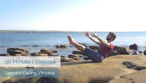 Upward Facing Vinyasa | All Levels