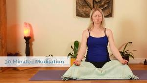 Pranayama And Meditation | All Levels