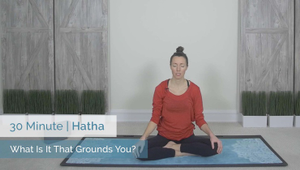 Deep Grounding Hatha | All Levels