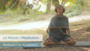 Meditation for Acceptance | All Levels