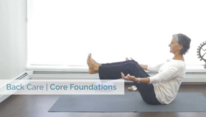 Back Care | Core Foundations