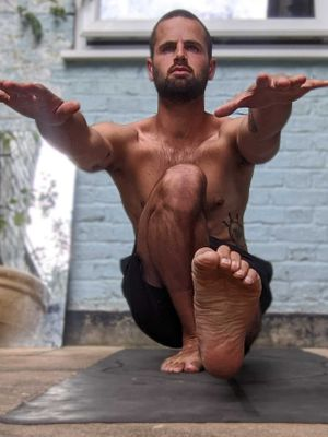 Seb Agertoft Yoga Teacher