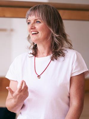 Yolande Diver Yoga teacher