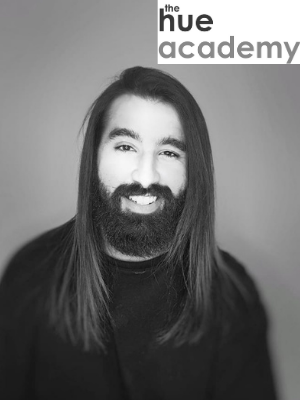 hair community greece kevin ioannou the hue academy