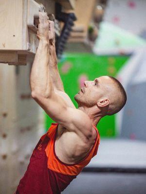 Neil Gresham Climbing Training
