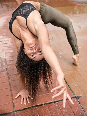 Dominique Davis Yoga for Climbers