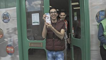 B1+ Ghassan's Journey