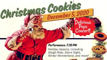 Christmas Cookies Livestream Concert