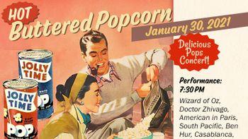 Hot Buttered Popcorn Livestream Concert