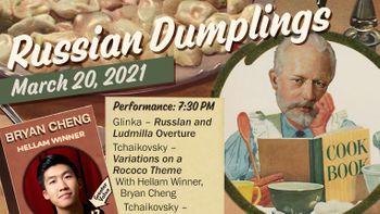 Russian Dumplings Livestream Concert