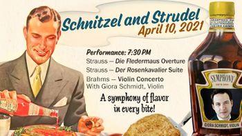 Schnitzel and Strudel Livestream Concert