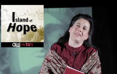 "<p><span class=""font-bold"">ISLAND OF HOPE</span></p>"