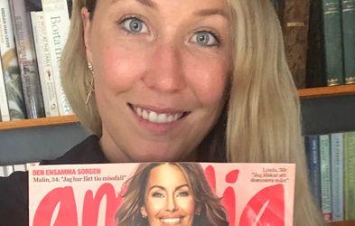 <p>ANDREA JACOBSEN:</p><p>Landed several jobs for women's magazines. – A dream come true!</p>