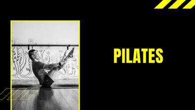 <p>PILATES</p>