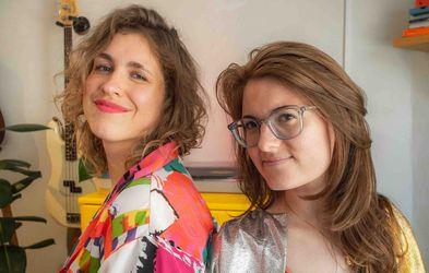 <p>Nydia &amp; Marie Lotte | Damn Honey</p>
