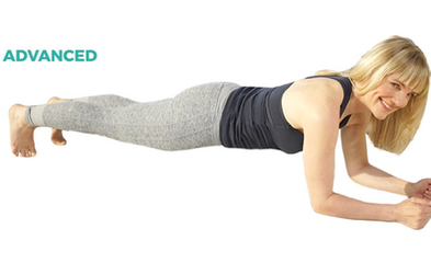 <p>Advanced Pilates</p>