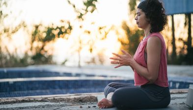 <p>Mantra &amp; Meditation</p>