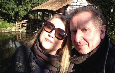 <p>Clive Myer &amp; Lynda Myer-Bennett</p>