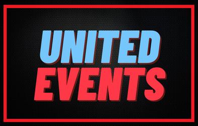 <p>UNITED EVENTS</p>